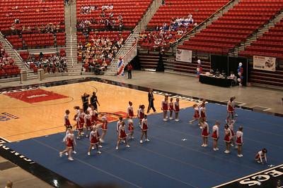 Cheer 2005 Regionals