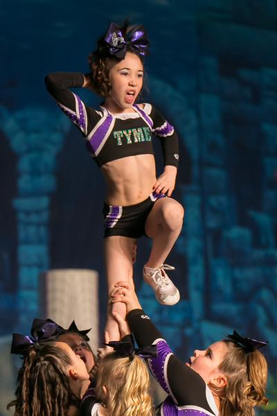 Cheer Tyme - Mini Muscle