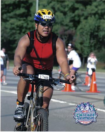 Chicago Triathlon 2002