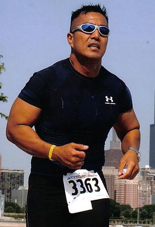 Chicago Triathlon 2003