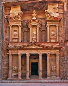 11. The Treasury at Petra