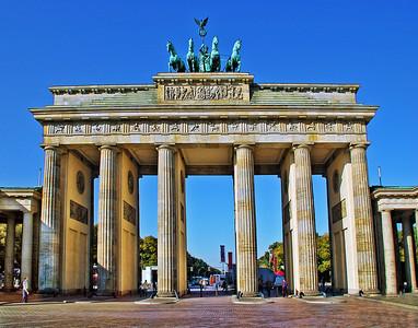 9. Brandenburg Gate
