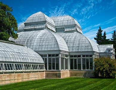 14. The NY Botanical Gardens