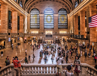 5. Grand Central Terminal