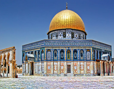 18. The Dome of the Rock
