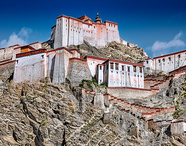 16. Palatial Tibetan Architecture
