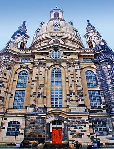 10. Rebuilt Dresden Architecture