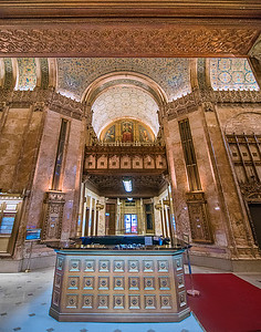 7. Lobby of Old Woolworth Building