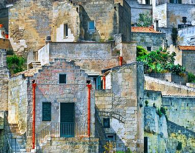 12. Matera, Italy Architecture