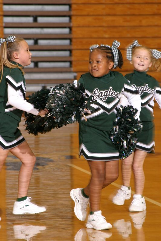 Collins Hill North (Cheer-off 1st and 2nd grade 10-3-04)