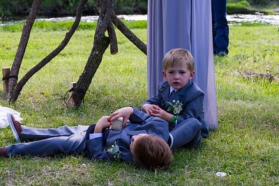 Weddings are tiring