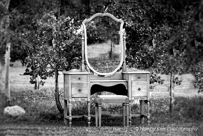Nancy Kerr  - Senior Monochrome Print