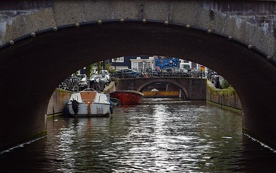 Amstardam Canal