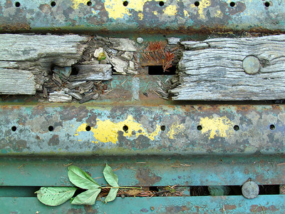 Rust Decay and GreenLeaf
