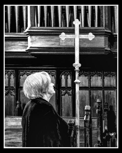 Jean McManus - 2nd Honourable Mention - Junior Monochrome Print