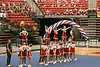1st Place at the Palomar Cheer Conference Competitions at Cox Arena (horrible lighting conditions and used 28-135IS, but that wasn't quite enough.  Note: should have used higher ISO then 800 for this event.  Pictures did end up coming out decent, but not a well as they could have been).