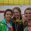 Cross de Wanze : victoire pour Emma Verbrugghe et Corentine Franckart
