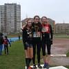 Cross de Seraing : 3e victoire de la saison pour Emma Verbrugghe - 4 autres hutois sur le podium