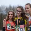 Cross de Liège : victoire pour Emma Verbrugghe, Corentine Franckart et Lucie Miessen