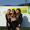 Cross de Malmedy : Emma Verbrugghe championne provinciale