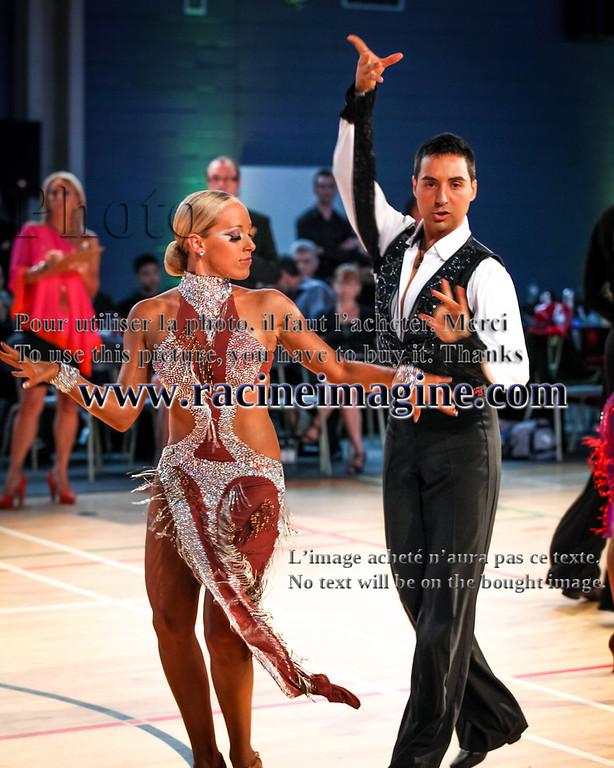 Défi danse Mascouche-Heat 41 à 53-Amateur Latin partie 2
