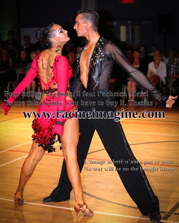Défi danse Mascouche-Heat 62 à 68-Amateur Latin partie 3