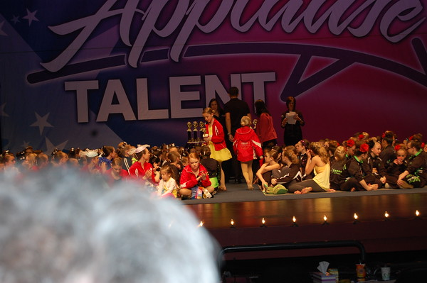Applause Dance Competition-2013