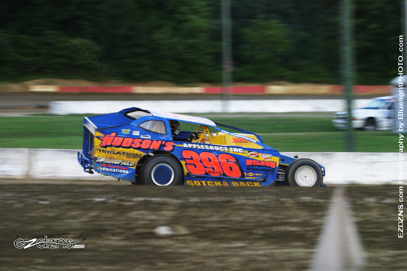 """Photography by BluelightPHOTO.com"" Photos by Filip Pesek <br /> Delaware International Speedway Auguest 12, 2006 #396 Duane Rust"