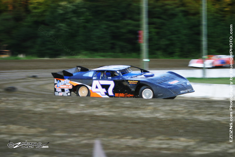 """Photography by BluelightPHOTO.com"" Photos by Filip Pesek <br /> Delaware International Speedway Auguest 12, 2006 Richard Jarvis, Jr. #47 Super late model"