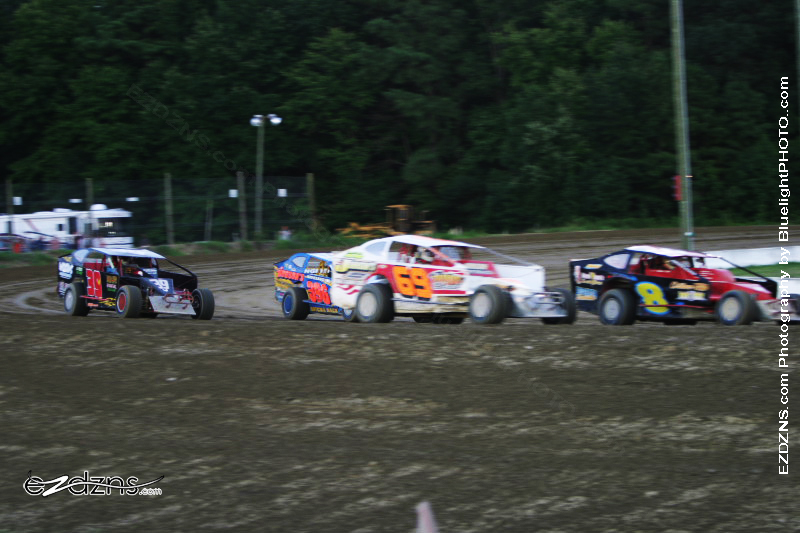 """Photography by BluelightPHOTO.com"" Photos by Filip Pesek <br /> Delaware International Speedway Auguest 12, 2006 #98 Glen Richards BBMod"