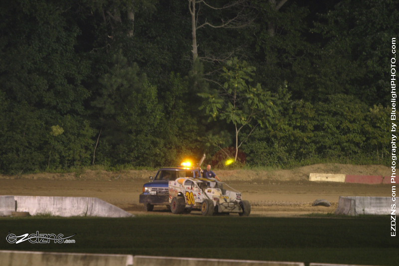 """Photography by BluelightPHOTO.com"" Photos by Filip Pesek <br /> Delaware International Speedway Auguest 12, 2006 Jamie Mills #30"