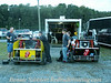 Delaware International Speedway September 16, 2006 Kirk & Curt Miles pits