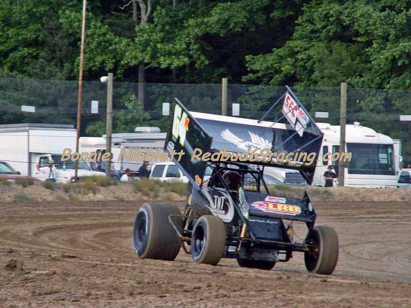 Delaware International Speedway, June 2, 2007