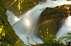 """The falls - entry for """"Fluid or geometric"""""""