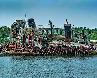 5 Staten Island Ferry