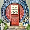 2 Chinese Door