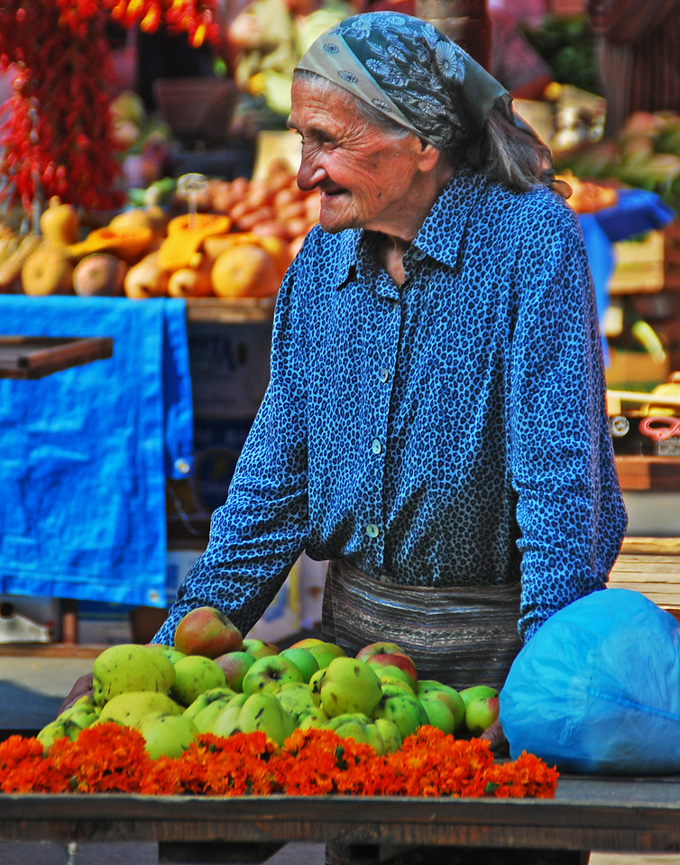 2 Market Vendor - Croatia