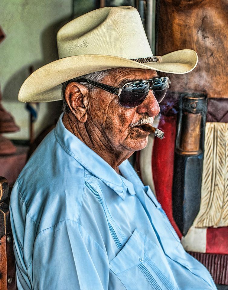 5. Cigar Man - Little Havana