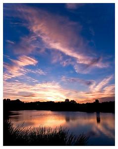 #03 Australian Sunset by Bandy.  *** 2nd Prize Winner, January 09 Contest ** Congratulations!