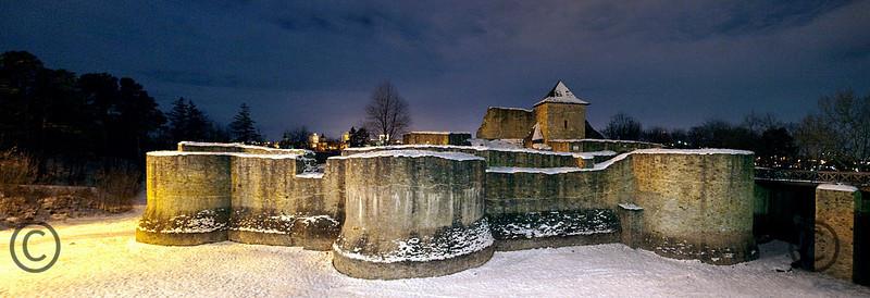 #09 Suceava Fortress Panorama by Tertulia