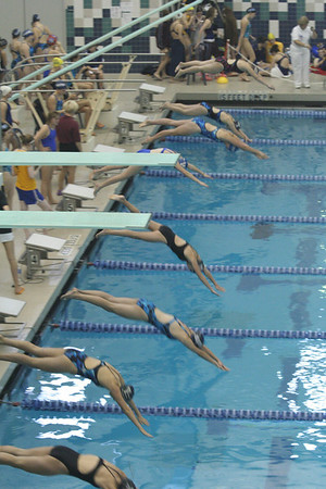 Fairport Swim Meet - October 2007