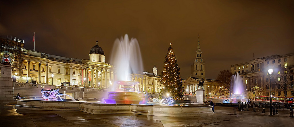 """Third place - """"Christmas on the Square"""" - Steven Harrison"""