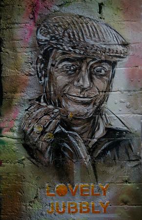 Mike Crowley Street Art