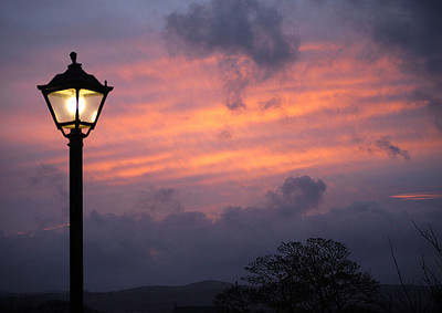 Rita Giblin Lamp Light