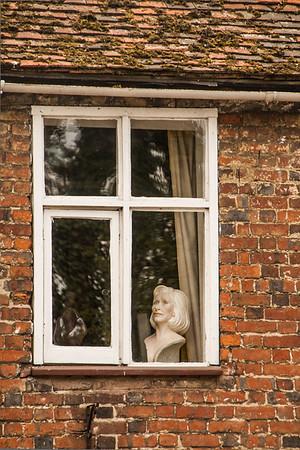 Jon Morison - at my window