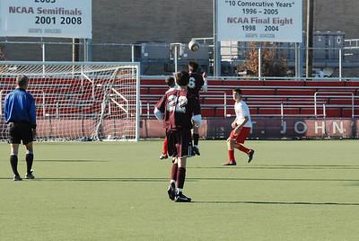 Fordham at St Johns 1 first half