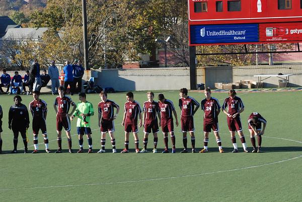 Fordham varsity team 2011