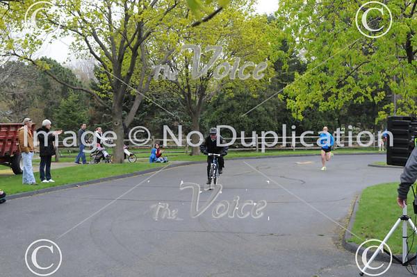 Fox Valley Park District 5K Spring Gallop at Blackberry Farm in Aurora, IL 3-31-12