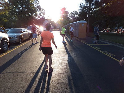 Fuzz Run 5K, Covington, GA 09-14-13