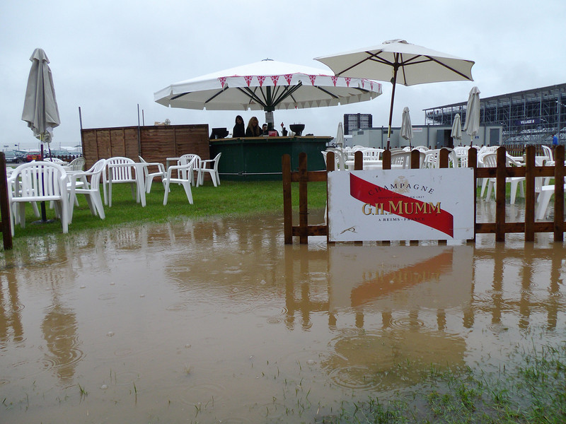 Weather. The disorganised misery that was the Formula 1 British Grand Prix weekend at Silverstone.